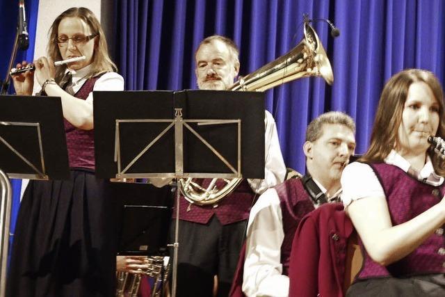 Kapelle wird zur Jazzformation