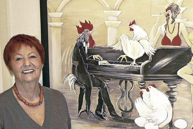 Die Welt – ein Hühnerhaufen