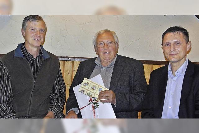 Martin Halm Vorsitzender der Freien Wähler Todtnau