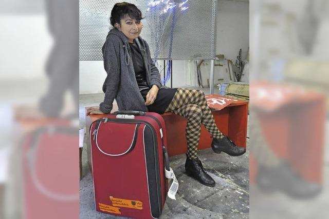 Künstlerin Cristina Ohlmer wohnt sechs Monate in Schanghais Art Peace Hotel