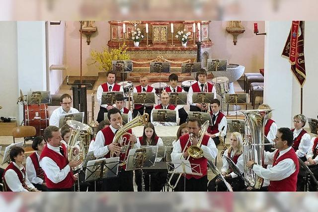 Kirchenkonzert mit enormer Bandbreite