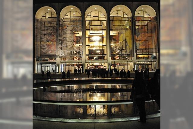 Erstmals zehn Opern aus der Met im Angebot