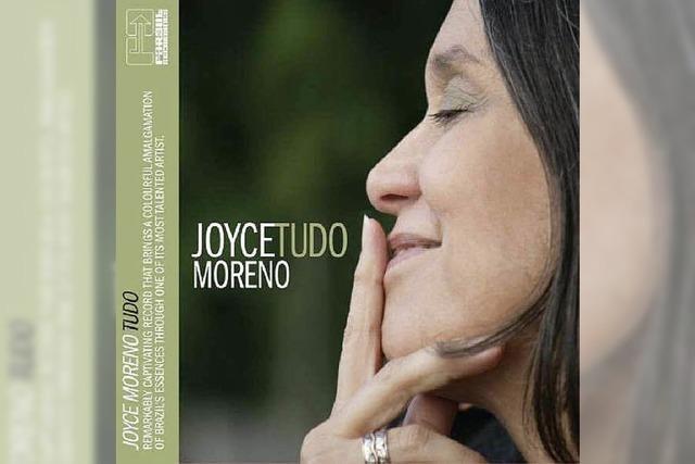 CD: BOSSA-JAZZ: Detailfreudige Brasilianerin