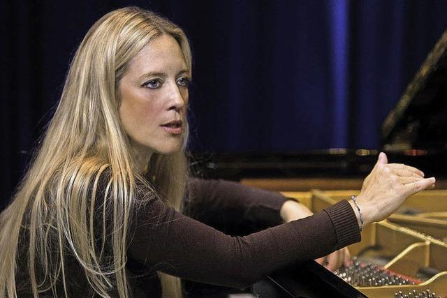 Die Jazzerin Anke Helfrich kommt am Sonntag im Trio nach Freiburg