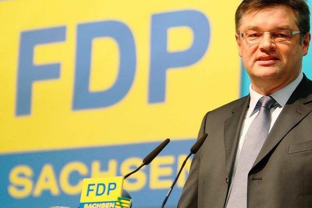 FDP-Vize Zastrow kämpft weiter gegen Mindestlohn