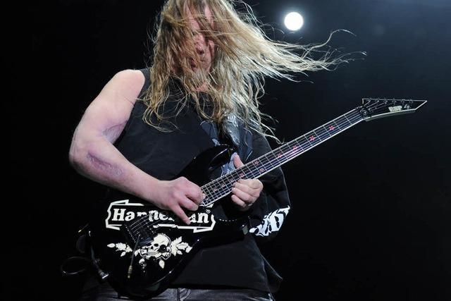 Slayer-Gitarrist Jeff Hanneman ist tot