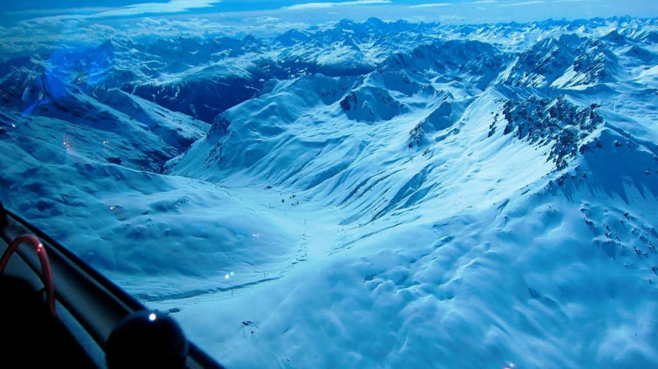 Blick aus dem Cockpit  | Foto: Privat