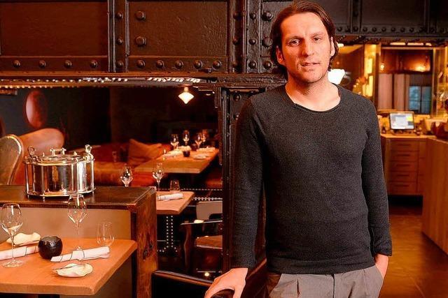 Der Ex-SC-Profi Michael Zeyer führt in Stuttgart ein Sterne-Lokal