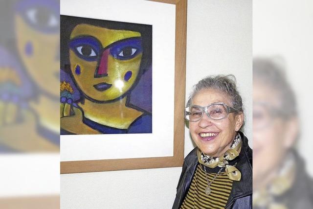 Sympathie für einen Maler und sein Werk