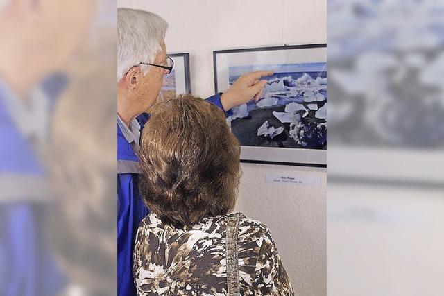 Ausstellung als Zeichen der Solidarität
