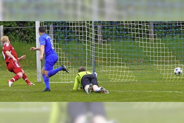 Der FC Neustadt schafft es erneut