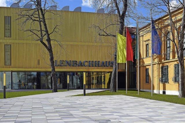 Das von Norman Foster erweiterte Lenbachhaus eröffnet