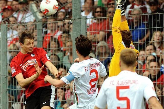 Der Glaube des SC Freiburg an die Europa League wächst