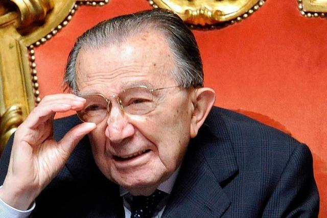 Giulio Andreotti ist tot