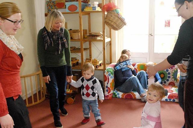 Ein Ruhepol im Elternalltag