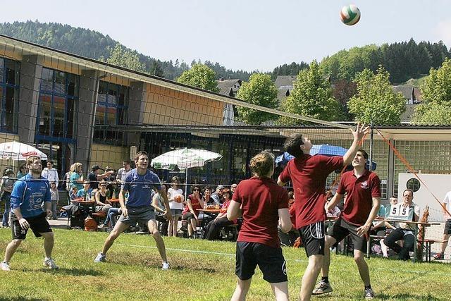Ein Sportfest, das nur Gewinner hat