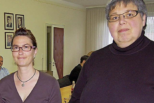 Ramona Steinke folgt auf Brigitte Mahler