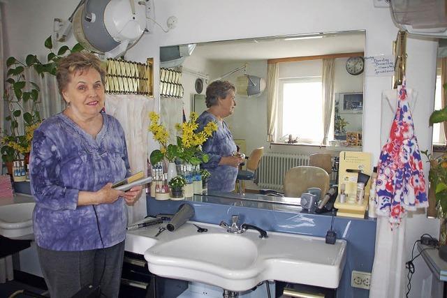 Waschen, legen, fönen: seit 50 Jahren