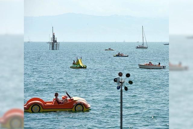 Gasförderung per Fracking – Sorgen um den Bodensee