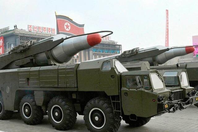 Kim gibt klein bei – Nordkorea zieht Raketen ab