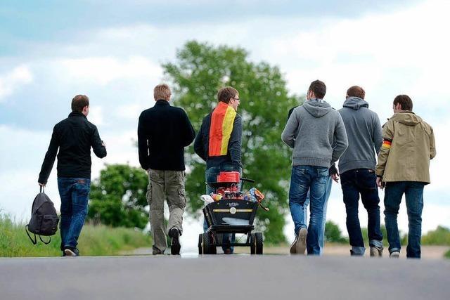 Übersicht: Vatertagshocks und Maifeste in Südbaden