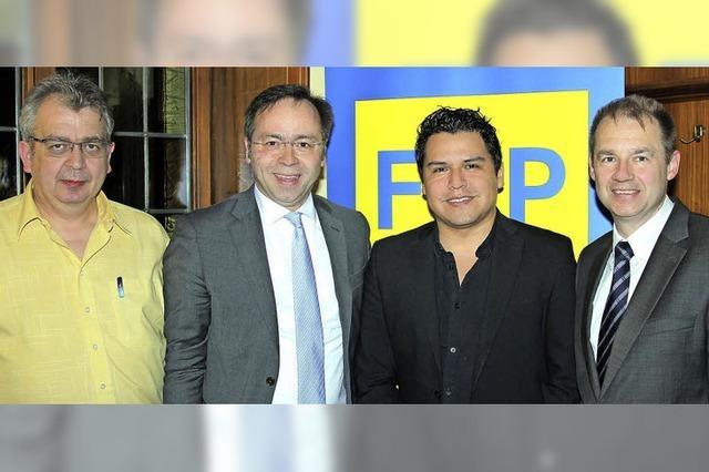 FDP-Mann bläst zum Angriff