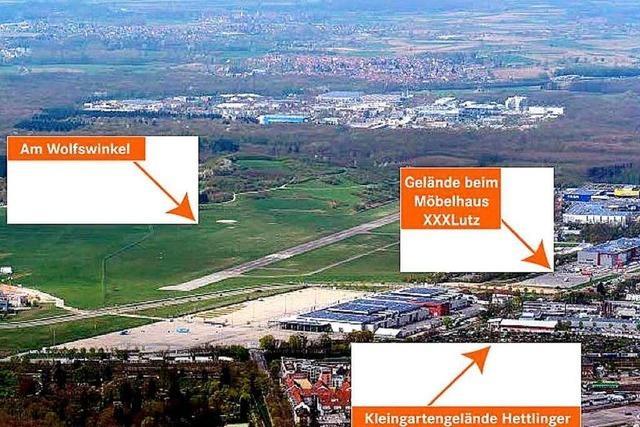 OB und Haag: Stadt soll für den SC bürgen – Bebauungsplan-Debatte später