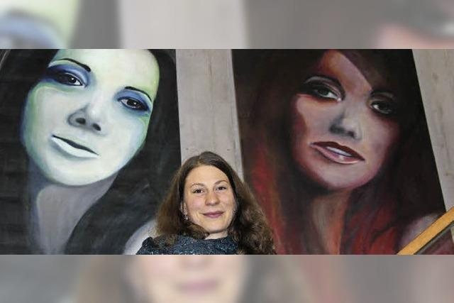 Kunst zu Gunsten von Frauen