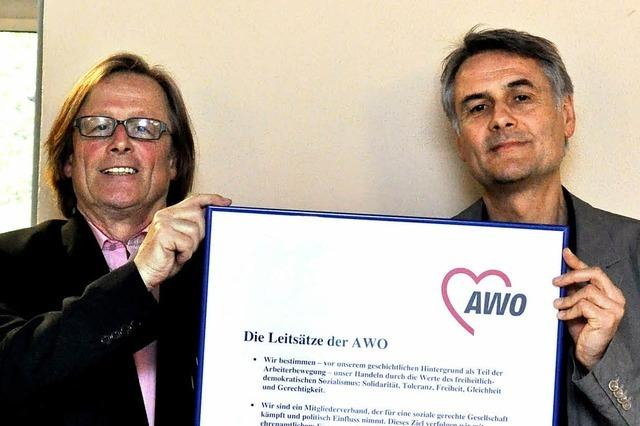 Ein aktives Jahr für die AWO