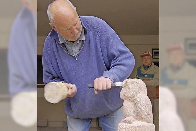 Kurs: Stein gestalten