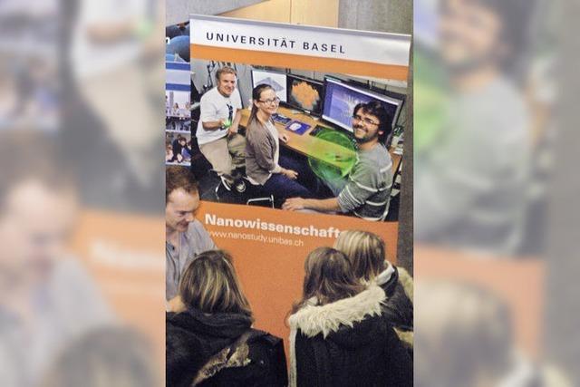 Immer mehr Studierende an der Uni Basel