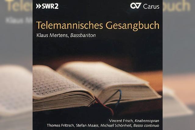 CD: KLASSIK: Lieder mit Zauberformel