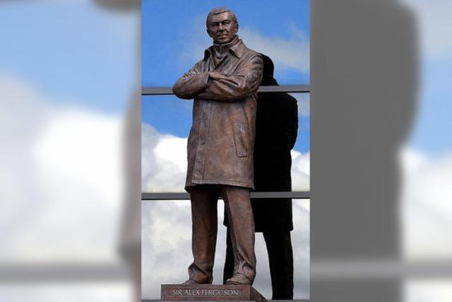 Ein Coach tritt ab: Sir Alex sagt nach 26 Jahren goodbye