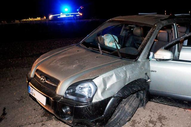 31-Jähriger aus Schwanau stirbt bei Unfall