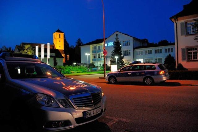 Behörden: Alkohol und Depressionen lösten Suizid vor der Klinik Gengenbach aus