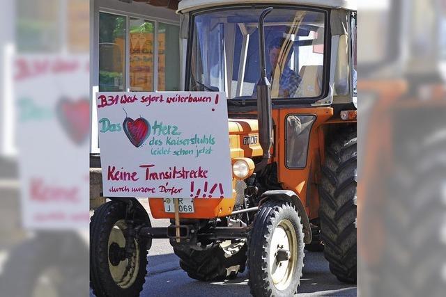 RHEINGEFLÜSTER: Finanzierbarkeit entscheidet über die B 31 West