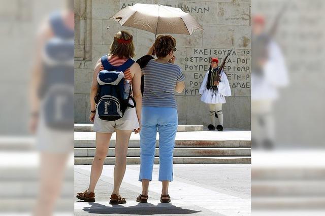Griechenland im Aufschwung