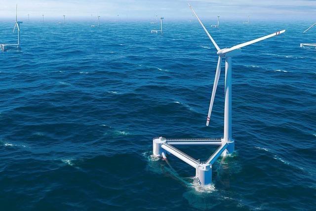 Ingenieure tüfteln an neuer Windrad-Generation