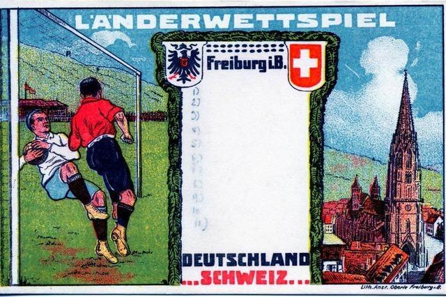 Erstes Länderspiel in Freiburg: Keine elf Freunde
