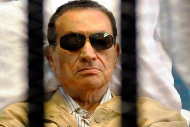 Ex-Präsident Mubarak erneut vor Gericht