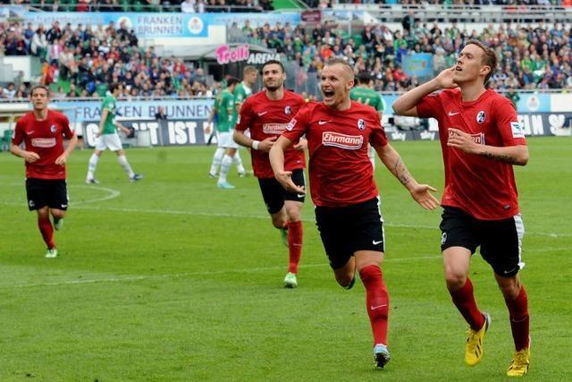 Europa, wir kommen! Der SC Freiburg betritt internationales Parkett