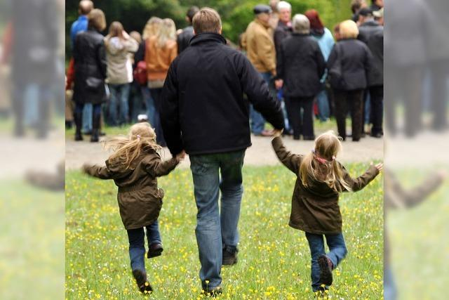 Väter mit alleinigem Sorgerecht machen Mütter traurig