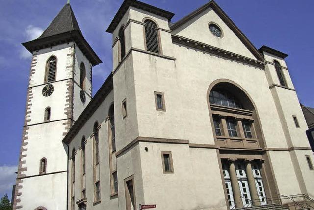 Stadtkirche braucht Sanierung