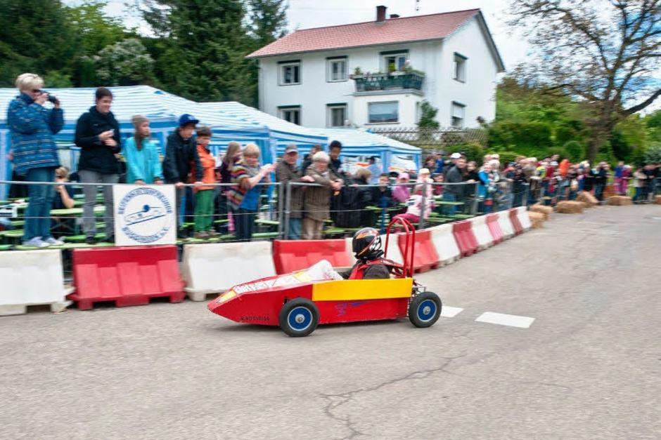 Seifenkistenrennen Buggingen (Foto: Alexander Anlicker)