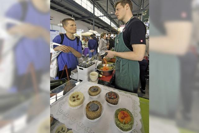 Sauerkrautbrot und Moringapaste