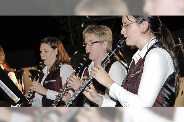 Zwei Orchester – ein toller Abend