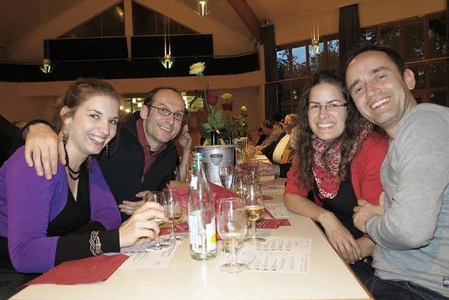 Rendezvous mit Schliengener Wein