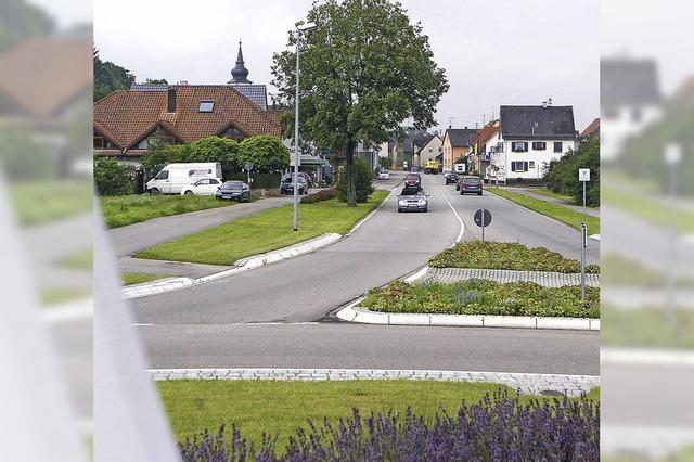 Projekt Ortseinfahrt soll weiter Fahrt aufnehmen