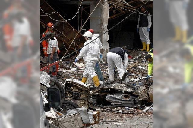 Nach dem Bombenanschlag: Türkei beschuldigt Syrien