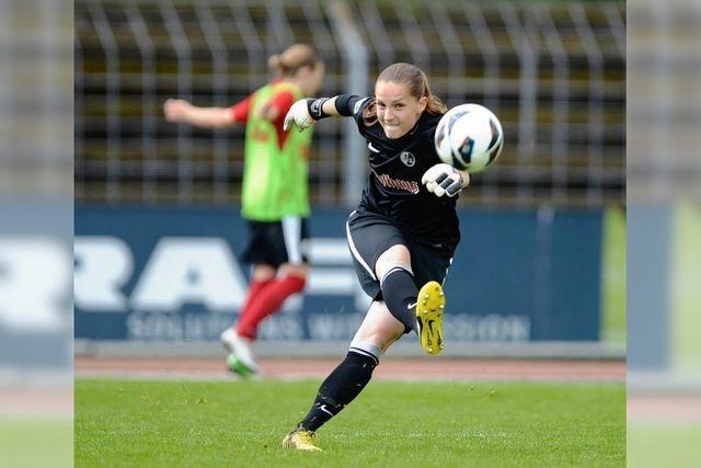 Top-Resultat: Frauen des SC Freiburg auf Rang 5